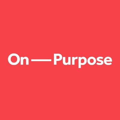 On Purpose | Social Profile