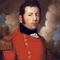Sir Issac Brock