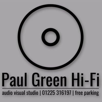 Paul Green Hi-Fi on Twitter: