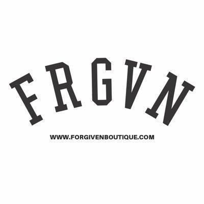 forgiven boutique coupon