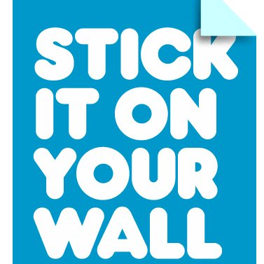 Stickit On Your Wall