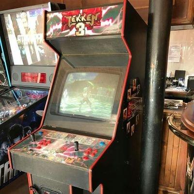 Tekken 3 Machine Tekken3machine Twitter