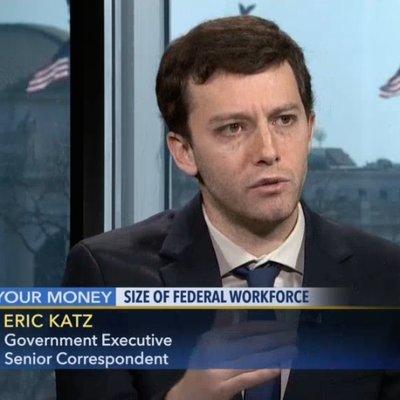 Eric Katz on Muck Rack