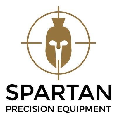 Bilderesultat for spartan precision logo