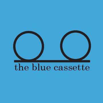 the blue cassette