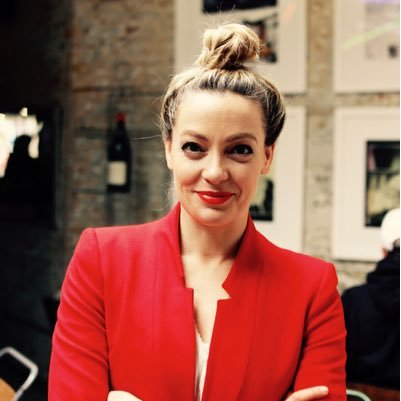 Cherry Healey Social Profile