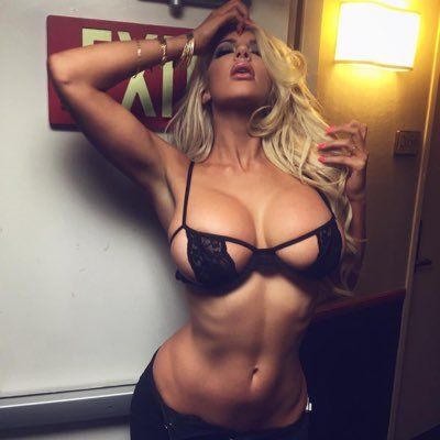 Testing her concentration 2 nicolette shea