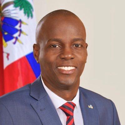 Président Jovenel Moïse