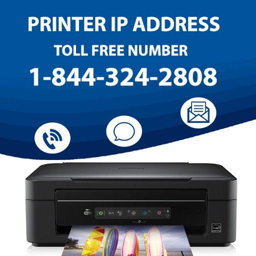 Printerip Address