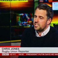 Chris Jones BBC | Social Profile