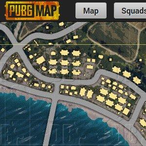 pubg map names video