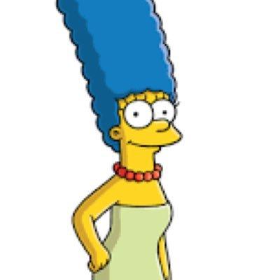 Marge simpson simpson margeb twitter - Dessin marge simpson ...