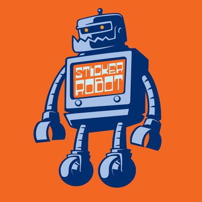 stickerobot | Social Profile