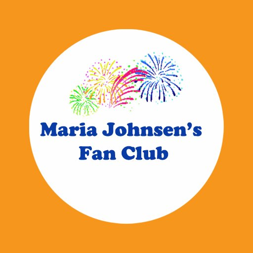 🕺 Maria Johnsen Fan