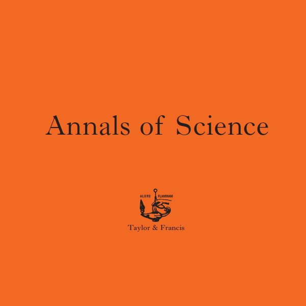 Annals of Science