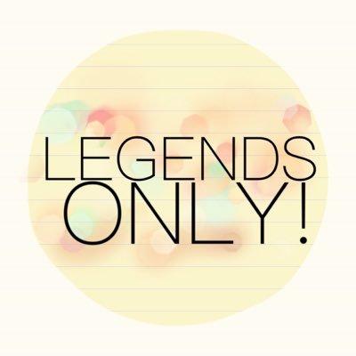 어번 LEGENDS ONLY!  🤘