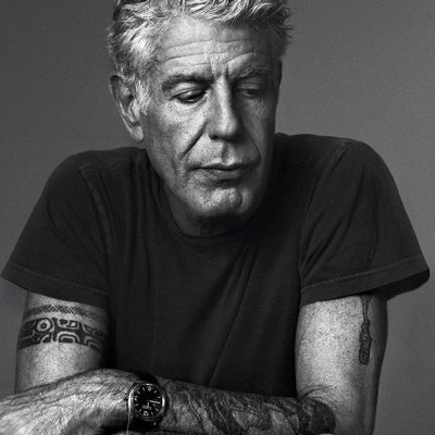 Anthony Bourdain | Social Profile