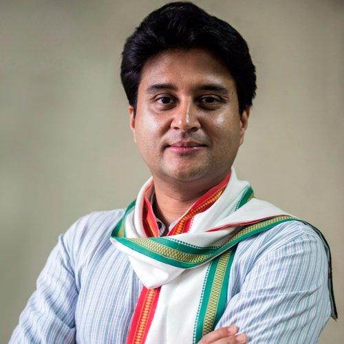 Jyotiraditya Scindia