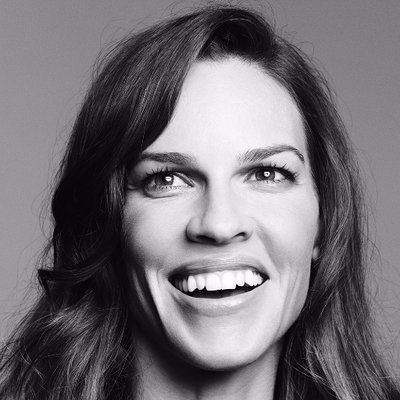 Twitter profile picture for Hilary Swank