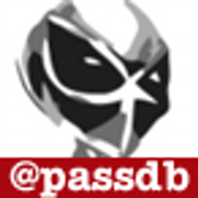 Default Pass DB on Twitter: