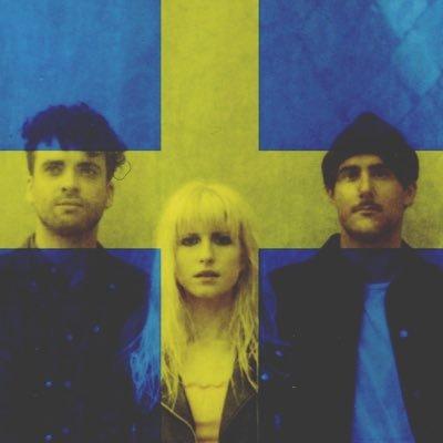 Paramore Sweden