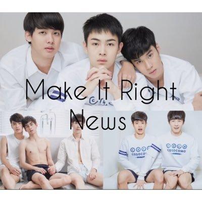 Make It Right News (@M...
