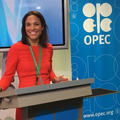 OPEC watcher, energy and geopolitics enthusiast, proud supporter of the Icelandic national soccer team, mother of three little Vikings...