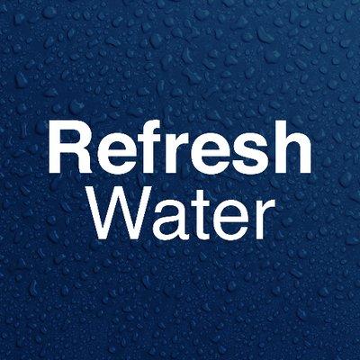 Refresh Water on Twitter:
