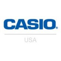 @Casio_USA