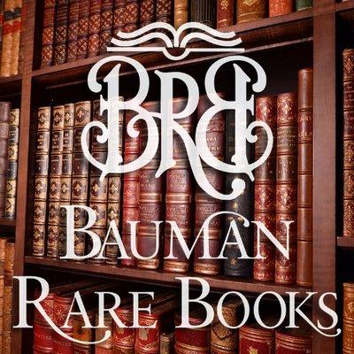 Bauman Rare Books logo