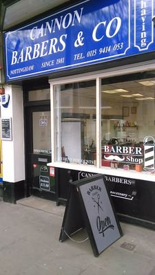 Cannon Barber Shop