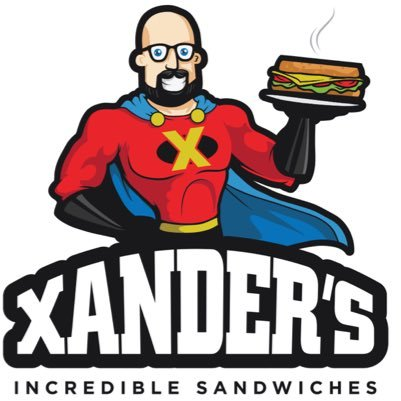 Image result for xanders food truck