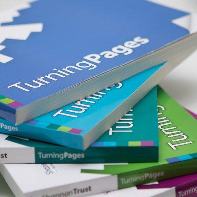 Turning Pages (@TurningPagesST) Twitter profile photo