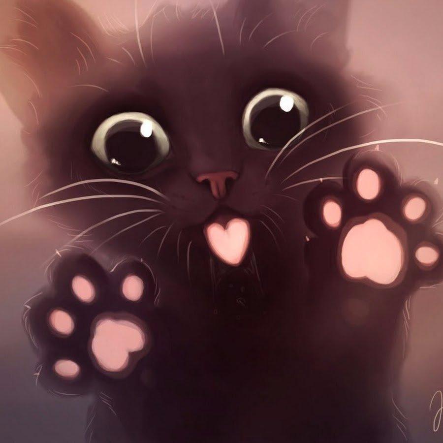 Красивые картинки котиков на аву