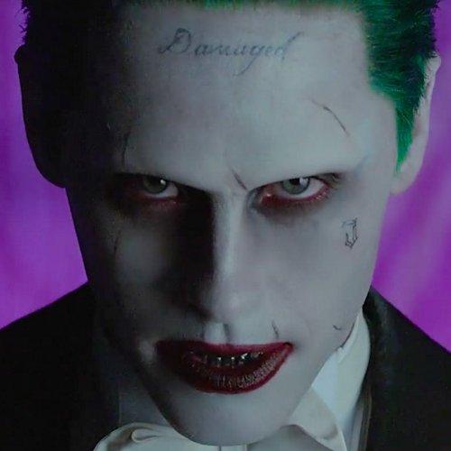 Joker on twitter my fave pic of bryci beautiful https for Joker damaged tattoo