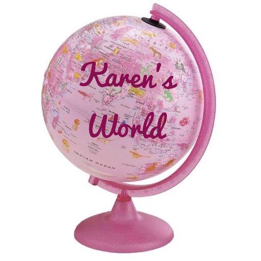 Karen's World, Lifestyle Blogger