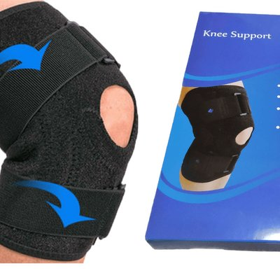Cover photo for Wrap Around Knee Support
