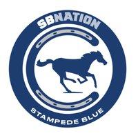 Stampede Blue (@StampedeBlue) Twitter profile photo
