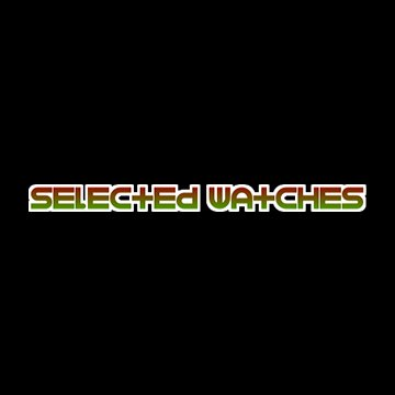 Selected Watches