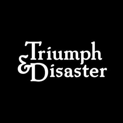 triumph & disaster (@triumphand) | twitter