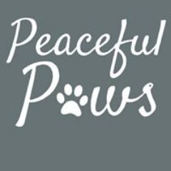 Peaceful Paws (@paws_peaceful) Twitter profile photo