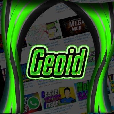 Geoid on Twitter: