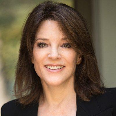Marianne Williamson (@marwilliamson) Twitter profile photo