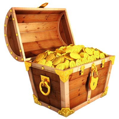 Image result for treasure chest""