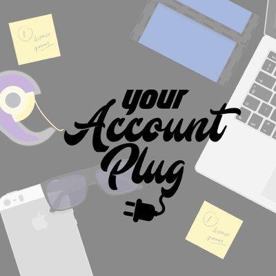 Account Plug on Twitter: