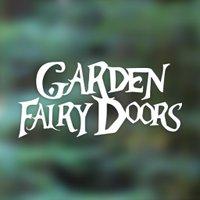Garden Fairy Doors