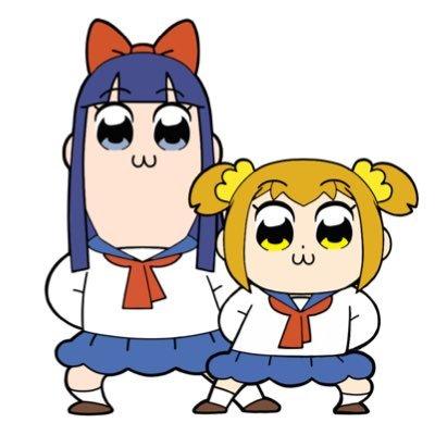 アニメ「ポプテピピック」公式
