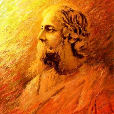 Images Of Rabindranath Tagore Paintings