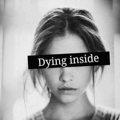 Depressed Girl On Twitter Edit Depression Suicide