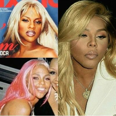 lil kim the naked truth